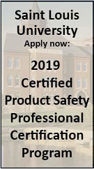 Product Safety Professional Certificate Program